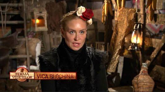 Vica Blochina a avut nevoie de ingrijiri medicale de specialitate