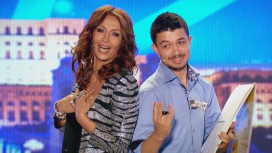 Romanii au talent 2015: Razvan Iovite - Moment spectaculos de magie