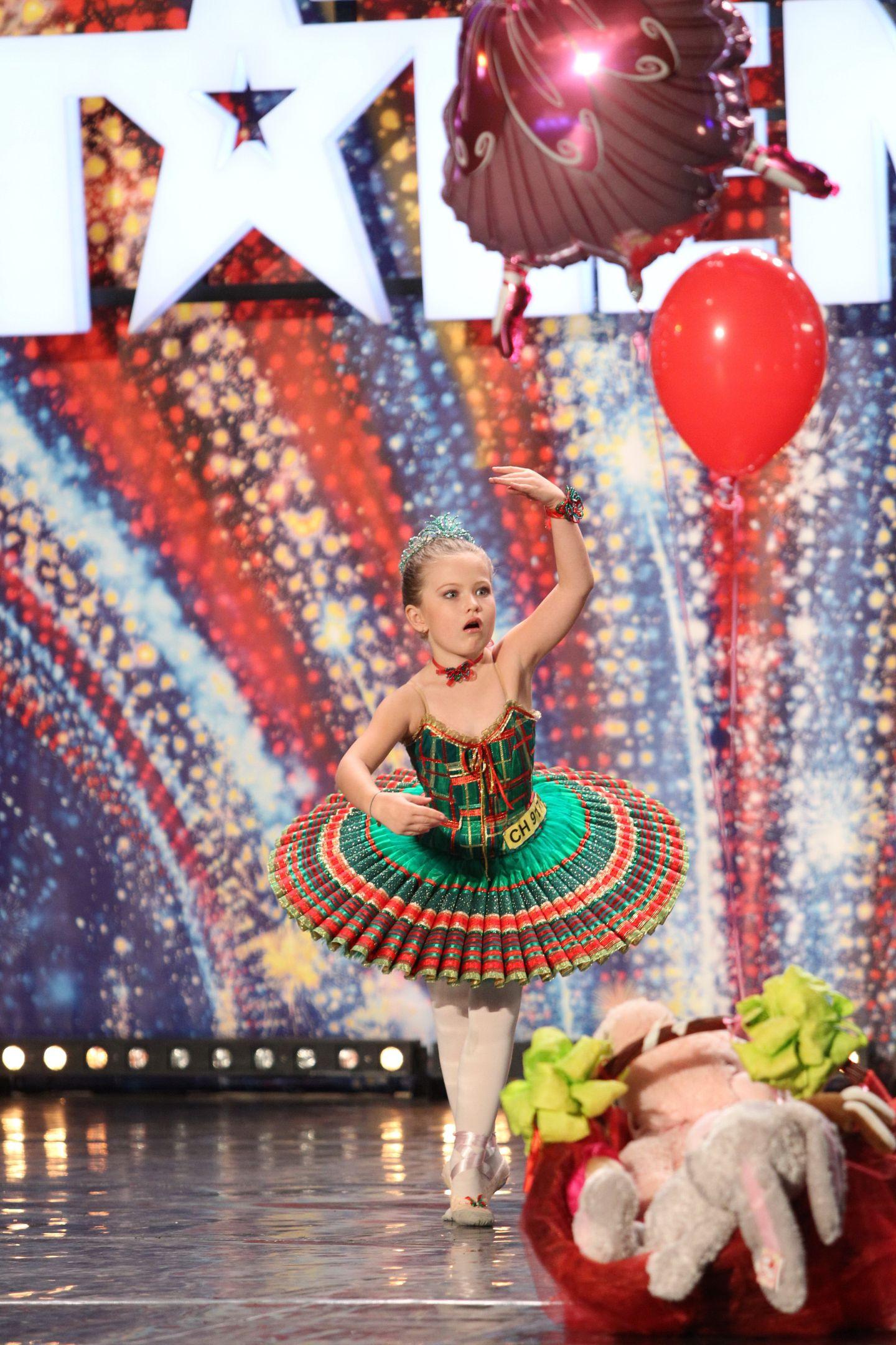 Iti mai amintesti de papusica-vie de la  Romanii au talent ? Cum arata ACUM Alexandra Siverenco