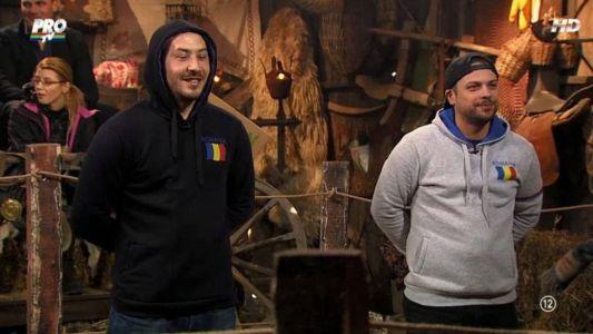 Cine a fost favoritul concurentilor in duelul dintre Stefan Stan si Augustin Viziru