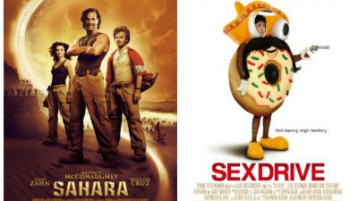Filme de weekend la PROTV: AZI -  Sahara  de la 20:30 si  In sexcursie  de la 22:55