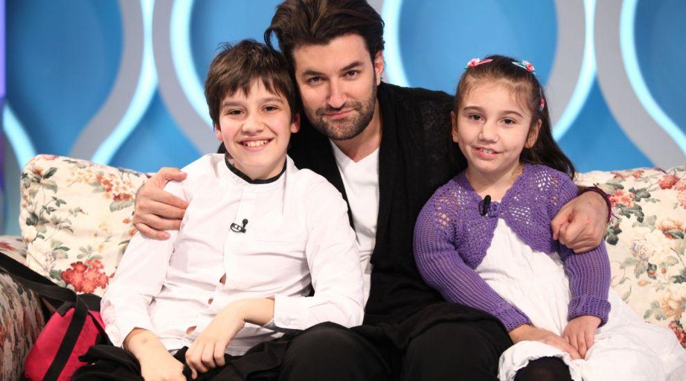 Maruta aduce fericirea pe chipul copiilor lui Iosif Rotariu