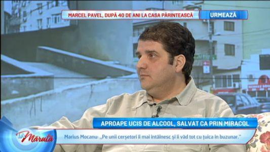 """Marius Mocanu:""""Pe unii cersetori ii mai intalnesc si ii vad tot cu tuica in buzunar"""""""