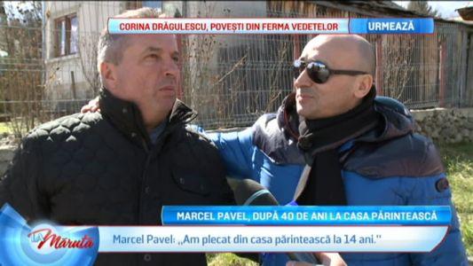 Marcel Pavel, dupa 40 de ani la casa parinteasca