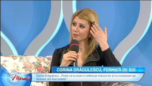 Corina Dragulescu, fermier de soi
