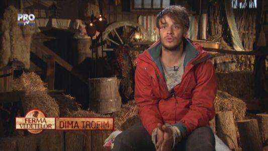 Dima Trofim a ales primul duelist al saptamanii