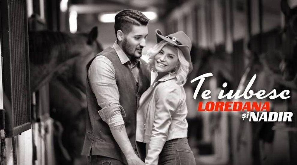 """Loredana lanseaza un nou videoclip, """"Te iubesc"""", impreuna cu Nadir - VIDEO"""