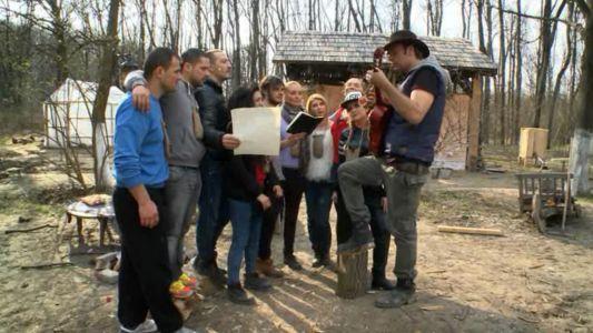 Concurentii de la Ferma Vedetelor au avut parte de o surpriza la filmarea videoclipului pentru imnul emisiunii