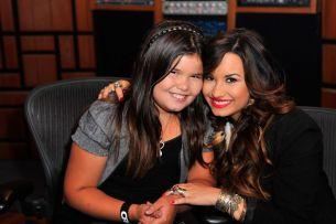 Ai vazut-o de atatea ori la TV, dar habar n-aveai ca e sora lui Demi Lovato. Madison a devenit o adevarata domnisoara