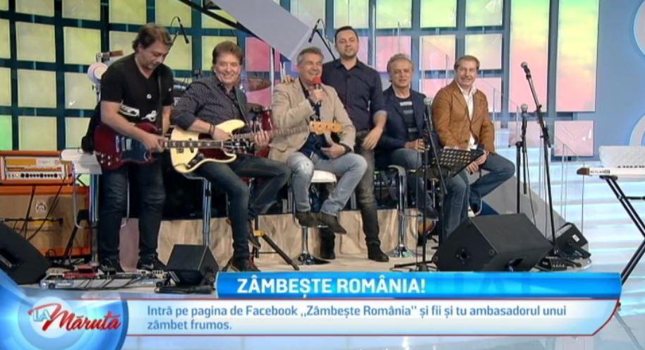 """Toata Romania zambeste alaturi de trupa Holograf! Formatia a lansat videoclipul piesei """"De cate ori sa te iubesc"""""""