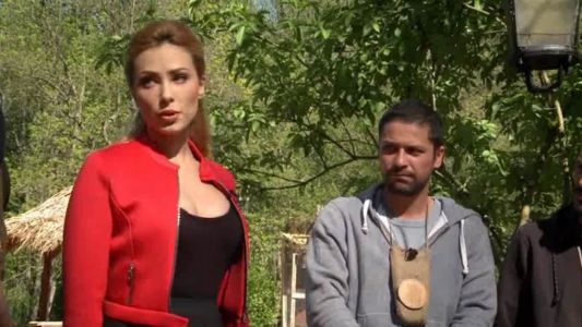 Iulia Vantur i-a pedepsit pe concurenti pentru incalcarea regulamentului