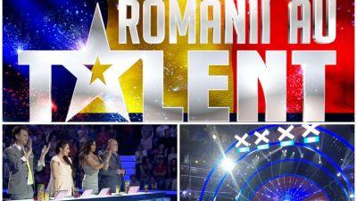 Romanii au talent , LIVE, de la 20:30, la ProTV. Ce se intampla in culisele celei de-a treia Semifinale