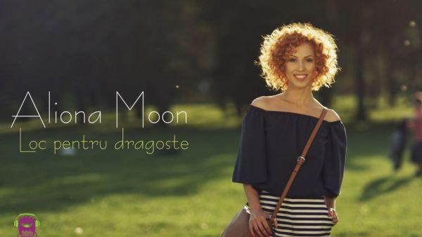 """Aliona Moon a lansat videoclipul piesei """"Loc pentru dragoste"""" - VIDEO"""
