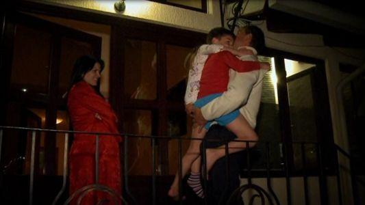 Cum au reactionat copiii lui Ionut Iftimoaie la revenirea acasa a tatalui lor