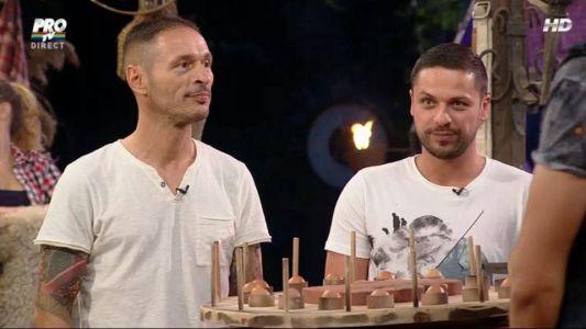 Semifinala 1 - Augustin Viziru vs George Vintila