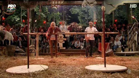 Prima proba din duelul finalistilor - Vica Blochina vs George Vintila