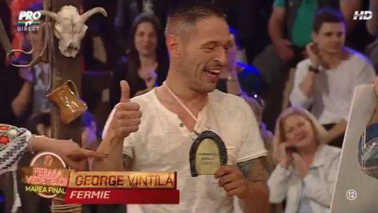 A doua proba din duelul finalistilor - Vica Blochina vs George Vintila