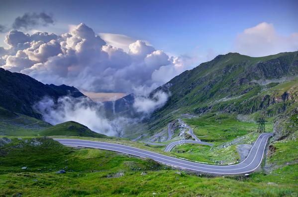 5 drumuri magice din Romania pe care poti merge cu masina GALERIE FOTO