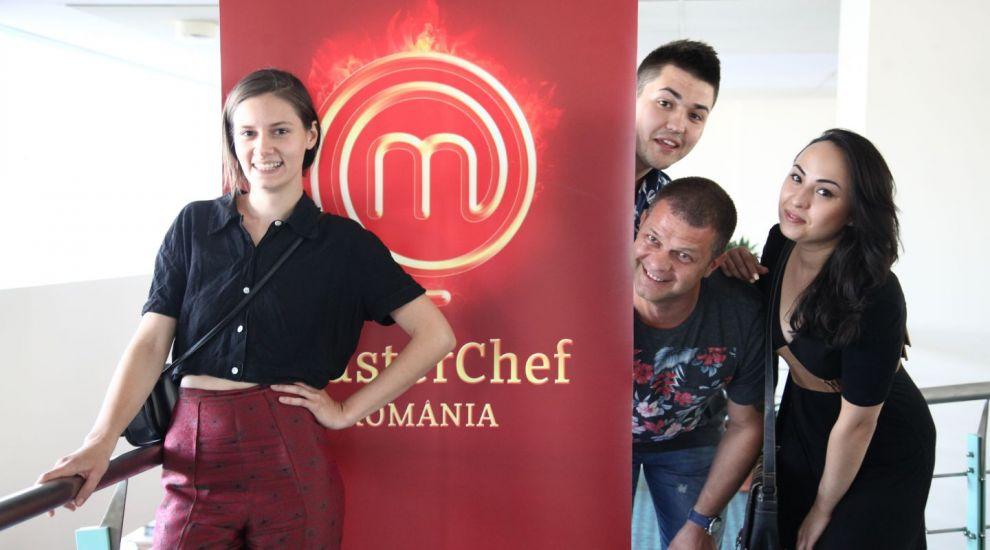Preselectiile MasterChef au reunit la Bucuresti pasionatii de gatit din intreaga tara!