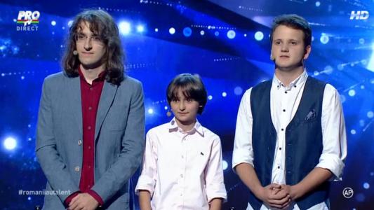 Romanii au talent 2015 - Finala: SpeedCubing - Moment inedit de rezolvare a cubului Rubik