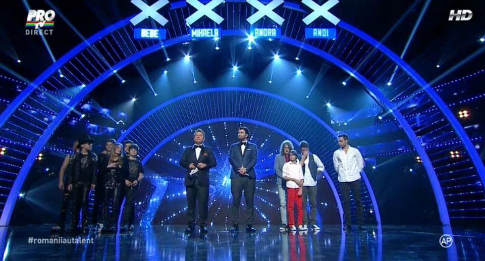 Castigatorul  Romanii au talent  2015: Grupul SpeedCubing a castigat premiul de 120 000 de Euro