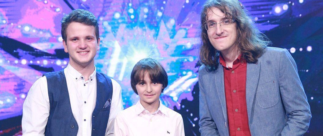 SpeedCubing este castigatorul sezonului cinci Romanii au talent! Telespectatorii au fost aseara cu ochii pe marea finala