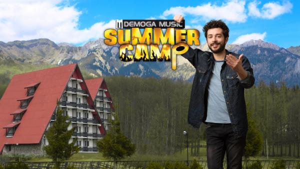 "Marius Moga, antrenorul de la ""Vocea Romaniei"", lanseaza DeMoga SuMMer Camp!"