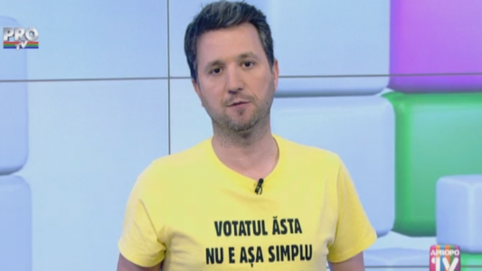 Apropo TV: Romania care este