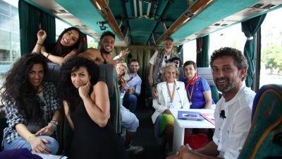 Super Trip a pornit in turul distractiei in intreaga tara! Ce vedete au pornit in calatoria care strabate Romania!