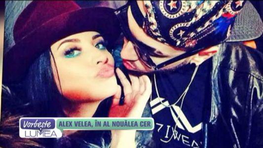 Alex Velea, in al noualea cer