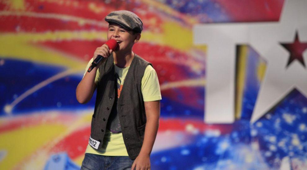 """Este Justin Bieber de Romania. Cat s-a schimbat Mario Galatanu de la """"Romanii au talent"""".Cum arata acum pustiul simpatic"""