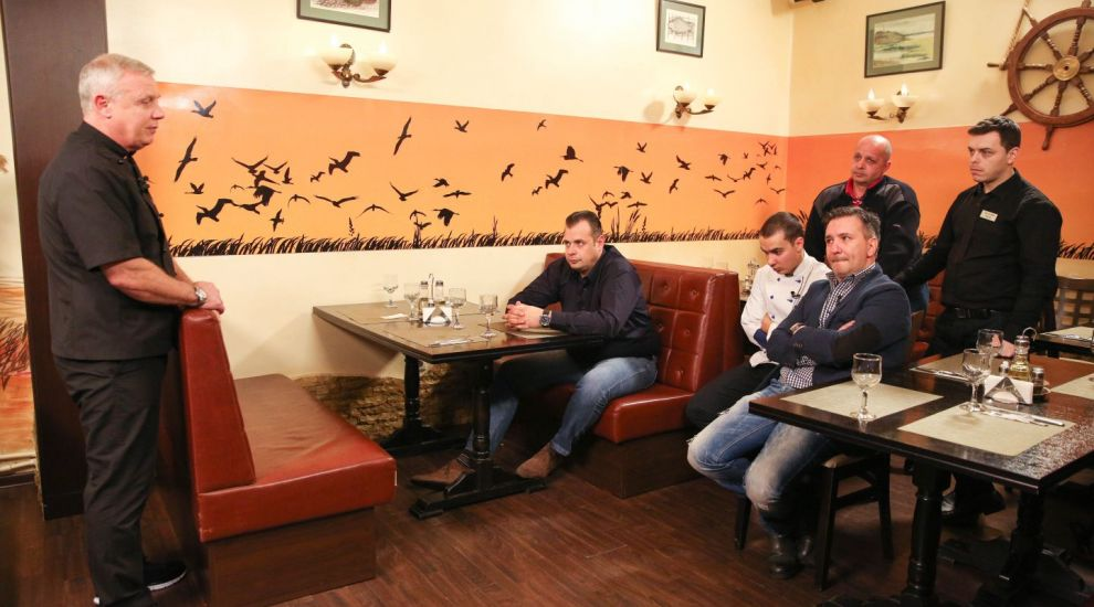 Chef Victor Melian a salvat de la inchidere un restaurant si l-a transformat in mod miraculos