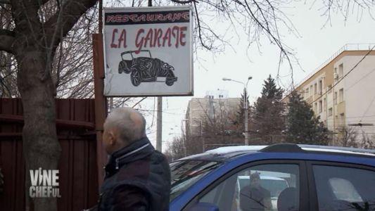"""A readus la viata nu doar un restaurant, ci si o prietenie. Cum arata """"La Garaje"""" dupa interventia lui Victor Melian"""
