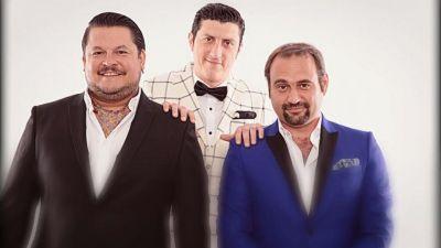 Din Las Fierbinti, in Londra! Spectacolul de stand-up al celor 3 baieti fierbinti se joaca cu casa inchisa