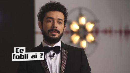 """Cum a raspuns Marius Moga la intrebarea: """"Ce fobii ai?"""". Vocea Romaniei, din 18 septembrie la ProTV"""