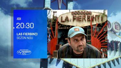 Cel mai de succes serial de comedie aniverseaza 100 de episoade! Sezonul 8 din Las Fierbinti, AZI, de la 20:30, la PROTV