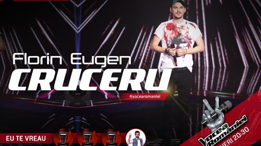 Vocea Romaniei - sezonul 5: Florin Eugen Cruceru - Billionaire