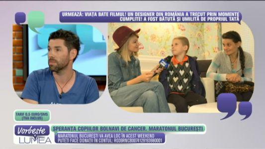 Speranta copiilor bolnavi de cancer, Maratonul Bucuresti