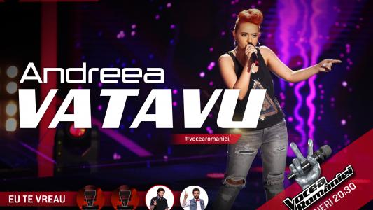 Vocea Romaniei - sezonul 5: Andreea Vatavu - Hey Mama