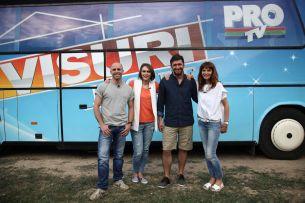 """Simona Halep si """"Visuri la cheie"""" spun maine seara """"Game! Set! Match!"""" pentru un vis implinit"""