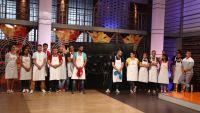 Concurentii MasterChef si-au turat abilitatile culinare in prima proba pe echipe