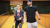 Smiley o sustine pe Simona Halep la Turneul Campioanelor!
