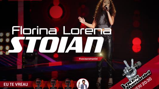 Vocea Romaniei - sezonul 5: Florina Lorena Stoian - See You Again