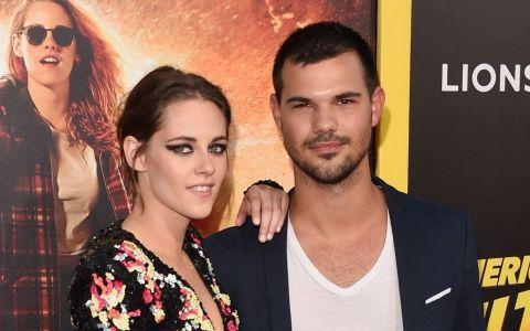 S-a indragostit pana peste cap de ea. Cum arata iubita lui Taylor Lautner, starul din  Twilight  - FOTO