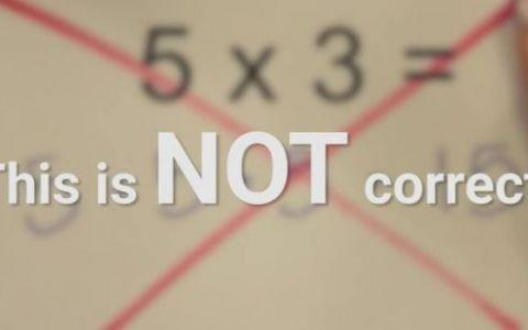 Calculul de matematica pe care toata lumea il greseste! De ce profesorii spun ca 5*3=5+5+5=15 NU este corect