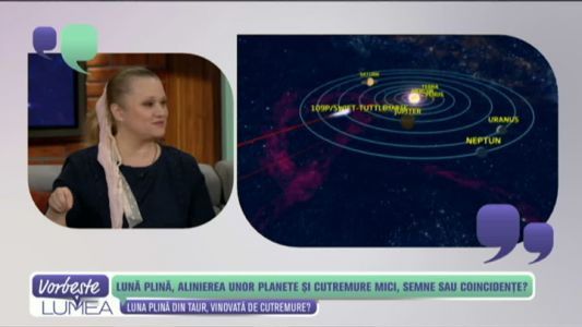 Luna plina, alinierea unor planete si cutremure mici, semne sau coincidente?