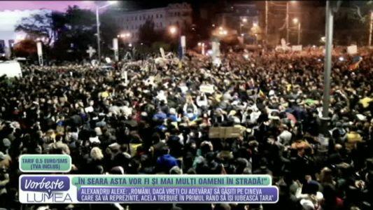 Oamenii au iesit in strada ca sa isi ceara drepturile