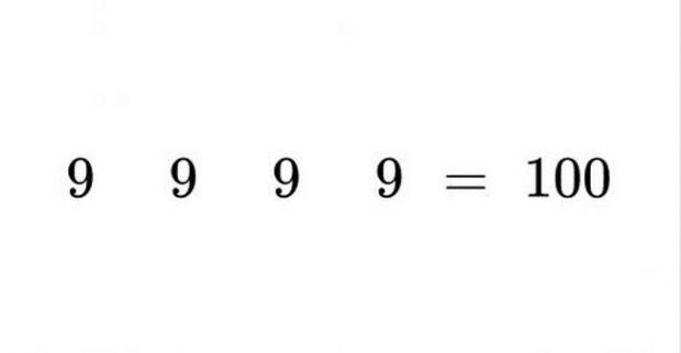 De cate semne e nevoie pentru ca acest calcul sa fie corect? O sa razi cand vezi cat de simplu e