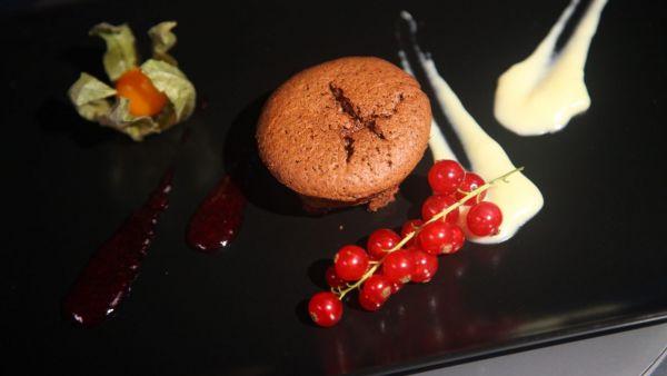 Reteta Adriana Ghita: Sufleu de ciocolata