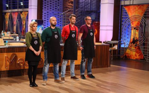 Claudiu, unul dintre cei mai puternici concurenti MasterChef, a parasit aseara competitia culinara!